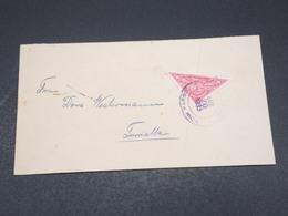 COSTA RICA - Enveloppe De San José Pour Turrialba En 1933 - L 17379 - Costa Rica