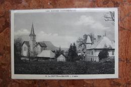 LA MOTTE EN BAUGES (73) - LES BAUGES PITTORESQUES - L'EGLISE - La Motte Servolex