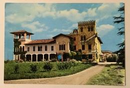 ODERZO VILLA BORTOLUZZI  VIAGGIATA FG - Treviso