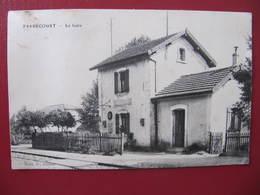 CPA - FREBECOURT - LA GARE - Other Municipalities