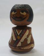 Wooden Doll - Asian Art