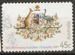 Australia  1999  SG 1837  Australia Day  Fine Used - 1990-99 Elizabeth II