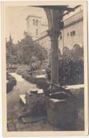 Lacroma, Brunnen Und Kloster - (Lokrum Island, Benedictine Abbey) - YU - Joegoslavië
