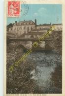 49.  MONTFAUCON .  Le Pont De La Moine . - Montfaucon