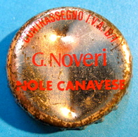 CAPSULE G. NOVERI NOLE CANAVESE GONTRASSEGNO T.V.A. - Capsule