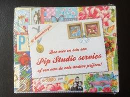 Nederland 2010, 60 Decemberzegels Van Pip Studio, Verzegeld In De Verpakking, ** - Periode 1980-... (Beatrix)