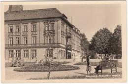 Drawsko - Fragment Miasta - 'Hotel Adria' - 1958 - (Poland / P) - Polen