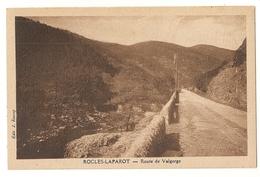 07 Rocles Laparot, Route De Valgorge (2993) L300 - France
