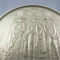 * MEDAILLE BICENTENAIRE DE LA REVOLUTION - Histoire De France Berechel - Bronzes