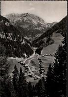 ! Ansichtskarte, 1949 Steg Mit Ochsenkopf, Liechtenstein, Poststempel Triesenberg, Alpen - Liechtenstein