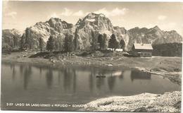 X2511 Croda Da Lago (Belluno) - Rifugio Gianni Palmieri - Panorama Col Sorapis E Cima Marcora / Non Viaggiata - Italia