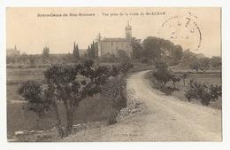 07 Notre Dame De Bon Secours, Vue Prise De La Route De Saint Alban (2997) L300 - France