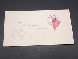 COSTA RICA - Enveloppe De San José Pour Turrialba En 1933 - L 17405 - Costa Rica