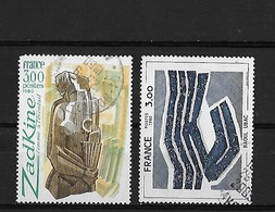 France Yv. 2074 Et 2075 O. - Usati