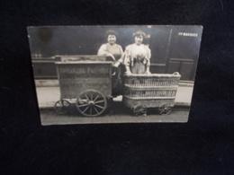 Boulangerie .Devanture . A Localiser . A Identifier .Carte Photo. Voir 2 Scans . - Kunsthandwerk