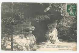 88 Vosges  Entrée Des Grottes De L'ours Rouges Eaux Ed Photo Homeyer Et Ehret épinal - Autres Communes