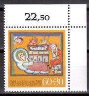 Bund 1980 Mi. 1066 ** Weihnachten Postfrisch (pü1914) - Neufs
