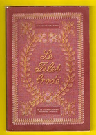 LE FILET BRODE BIBLIOTHEQUE DMC BRODERIE DENTELLE BRODEUSE DENTELLIERE POINT DE CROIX CROSS STITCH KRUISSTEEK Z321 - Point De Croix