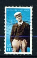IRELAND  -  2004  James Joyce  65c  Used As Scan - 1949-... Republic Of Ireland