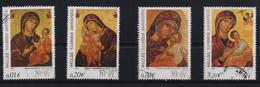 GREECE STAMPS 2005 THE HOLY MOTHER OF GOD -20/12/05-USED-COMPLETE SET - Grèce