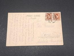 EGYPTE - Affranchissement Du Caire Sur Carte Postale Pour L 'Allemagne En 1930 - L 17425 - Egypt