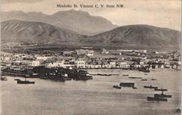 AFRIQUE --  CAP VERT -- Mindello ST Vincent - Cape Verde