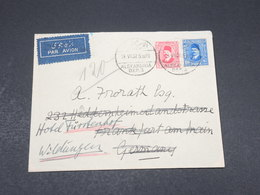 EGYPTE - Enveloppe De Alexandrie Pour L' Allemagne En 1937 - L 17428 - Egypt