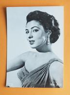 Cartolina Cinema - Attrice Rita Gam - Anni '50 - Andere