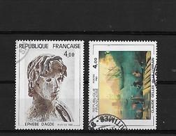 France Yv. 2210 Et 2211 O. - Usati