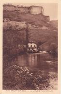 CPA - 4010. MOUTHIER BAS - La LOUE Et Le Moulin - Autres Communes
