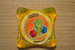 Waps Pokémon Roselia - Autres Collections