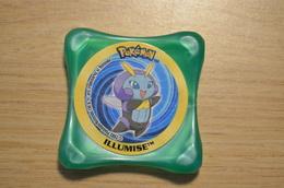Waps Pokémon Illumise - Autres Collections