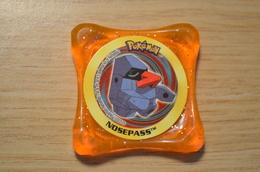 Waps Pokémon Nosepass - Autres Collections
