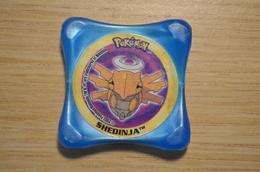 Waps Pokémon Shednija - Autres Collections