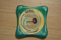 Waps Pokémon Lunatone - Autres Collections