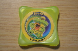 Waps Pokémon Ludicolo - Autres Collections