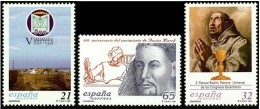 ESPAÑA 1997 - ANIVERSARIOS - Edifil Nº 3505-3507 - YVERT 3080-3082 - 1931-Hoy: 2ª República - ... Juan Carlos I