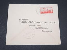 LIBAN - Enveloppe De Beyrouth Pour L 'Allemagne En 1952 - L 17465 - Liban