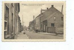 Beringen Gemeentehuis En Hoogstraat - Beringen