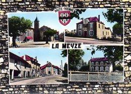 87 - LA MEYZE - Multi-vues - La Gare  Etc... Blason - France