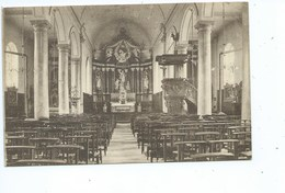 Genval Intérieur De L'Eglise - Rixensart