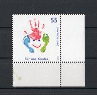 Germania R F T.:   Per Noi Bambini - Disegni   1 Val.  MNH**   Del   9.09.2004 - [7] Repubblica Federale