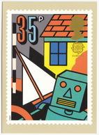 Toys  - Games And Toys  (35p Stamp) -  1989 - (U.K.) - Postzegels (afbeeldingen)