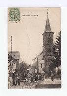 Roches. Le Temple. Avec Groupe D'enfants. (2897) - France
