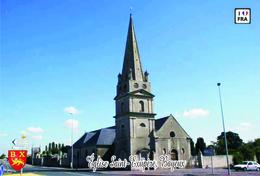 Carte Postale, églises, Churches In France, Calvados, Bayeux, Église Saint-Exupère 2 - Eglises Et Cathédrales
