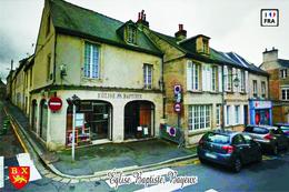 Carte Postale, églises, Churches In France, Calvados, Bayeux, Église Baptiste - Eglises Et Cathédrales