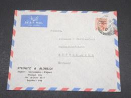 IRAQ - Enveloppe De Baghdad Pour L' Allemagne - L 17480 - Iraq