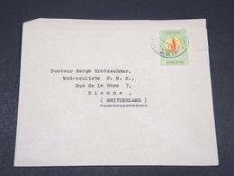 IRAQ - Enveloppe Pour La Suisse En 1968 - L 17481 - Iraq