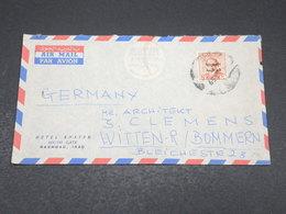 IRAQ - Enveloppe De Baghdad Pour L 'Allemagne - L 17482 - Iraq