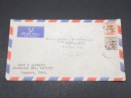 IRAQ - Enveloppe De Baghdad Pour L 'Allemagne - L 17483 - Iraq